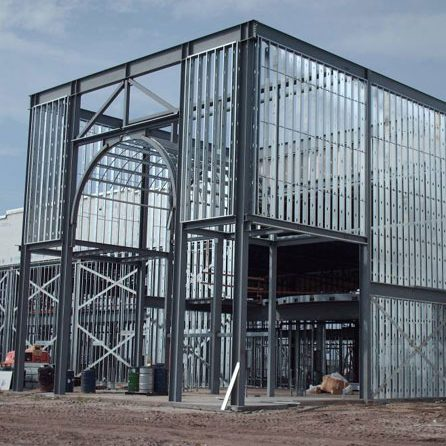 Cold Rolled Steel Frame Structures-Indoor Decorators Services