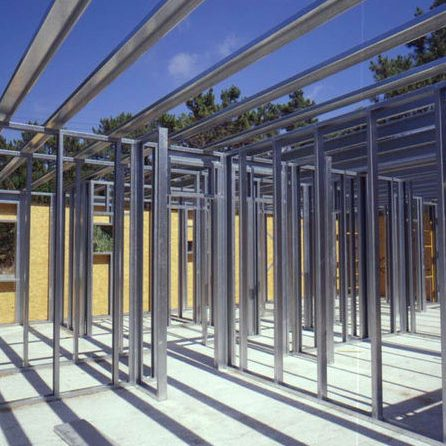 Light Gauge Steel Frame Structures-Indoor Decorators Services