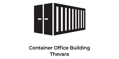 Container office building thevara-Indoor Decorators Clients